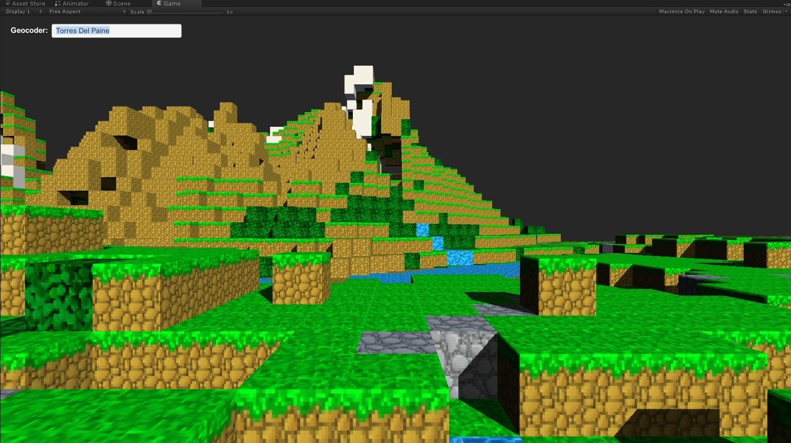 3d terrain generator free