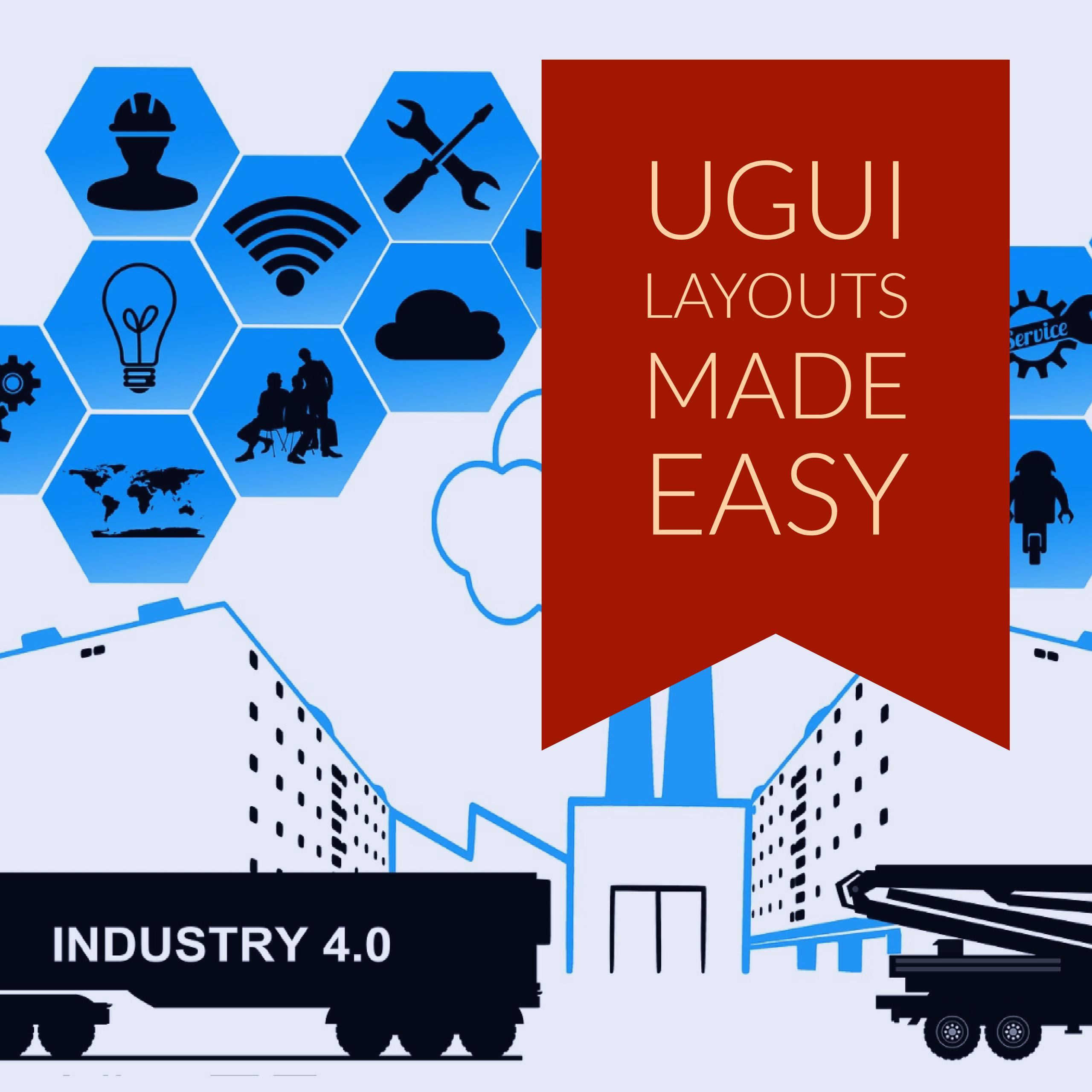 Unity UGUI - HorizontalLayoutGroup, VerticalLayoutGroup