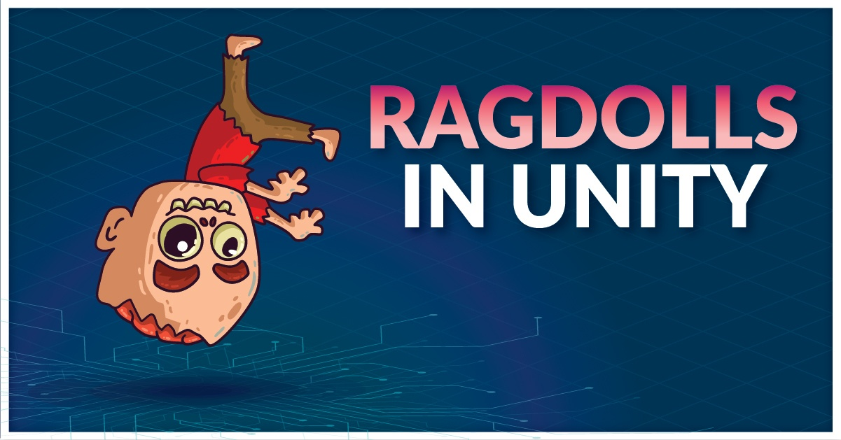 How to do Easy Unity3D Ragdoll Physics with Source Code